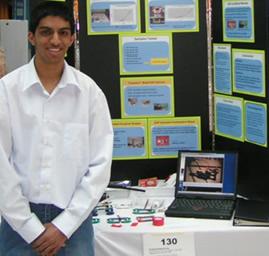 Ryan was the winner of a University Entrance Scholarship